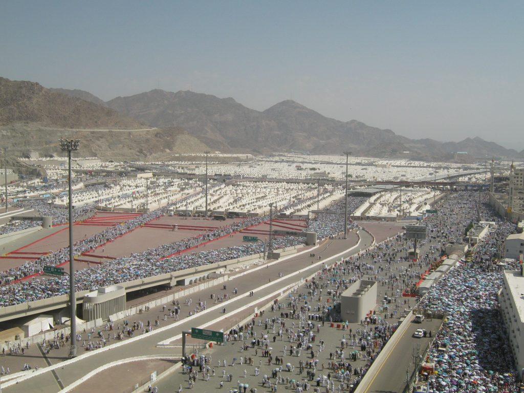 View at Mina