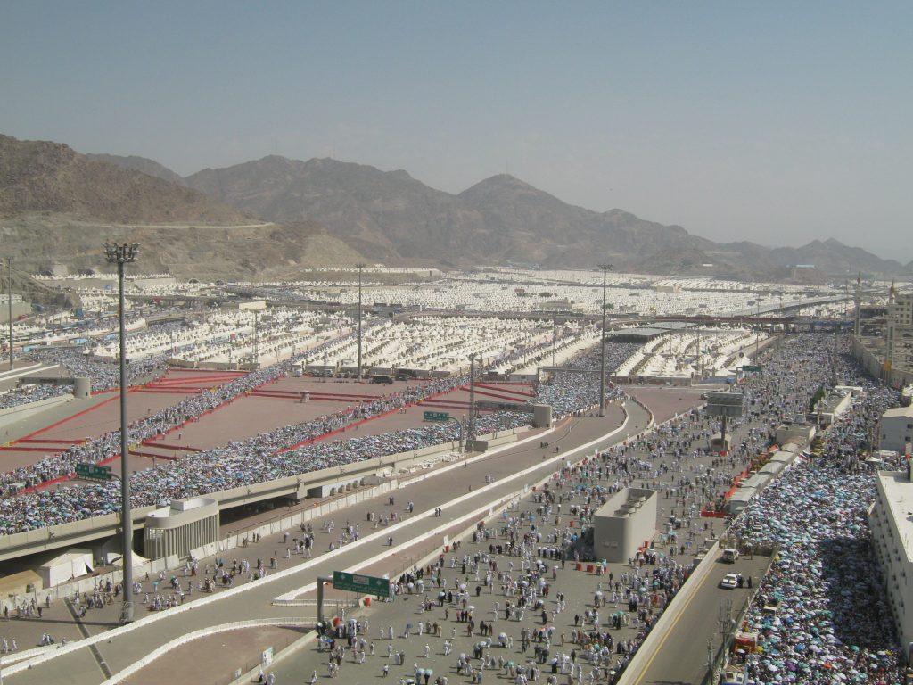View at Mina